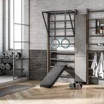 arredo bagno gym space scavolini