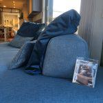 Dettaglio divano componibile Newton
